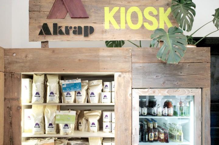 Akrap Kiosk