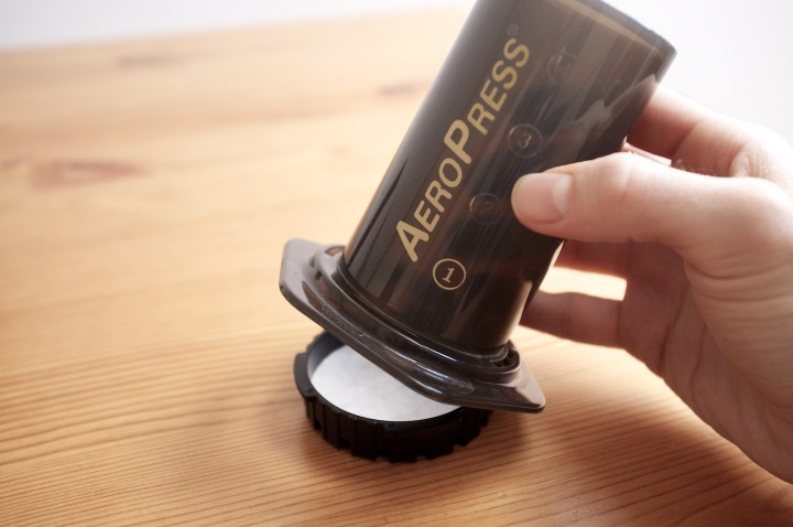 Aeropress – Filter