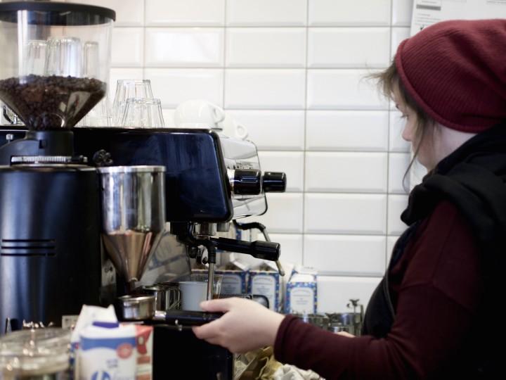 kaffeeküche –bar