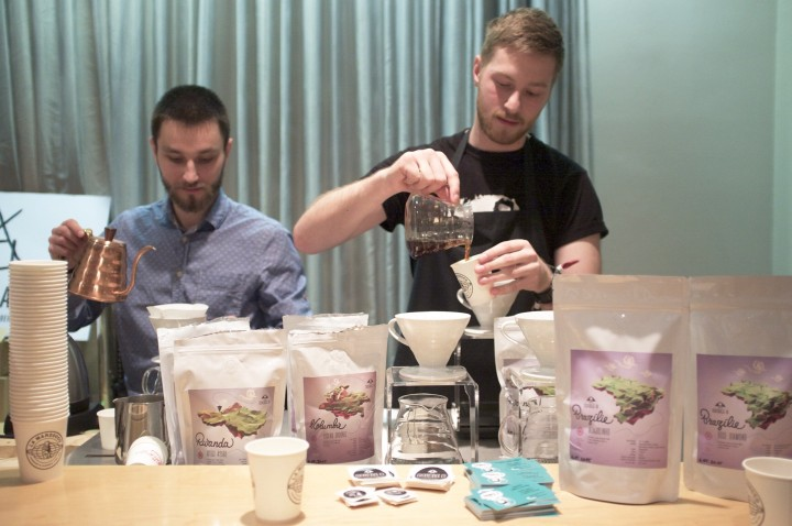 Double B – Filter Kaffee