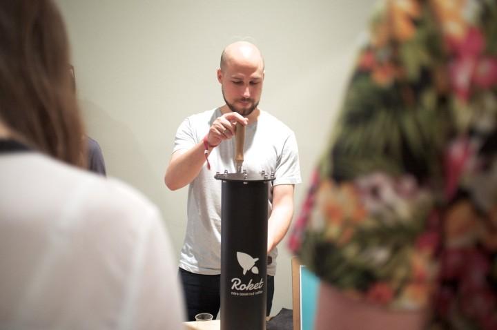 Roket Coffee
