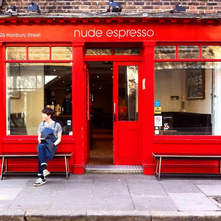 Nude Espresso, Hanbury Road, London